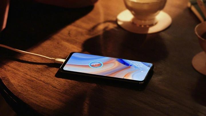 Oppo vyvíja technológiu nabíjania telefónu za 15 minút 1