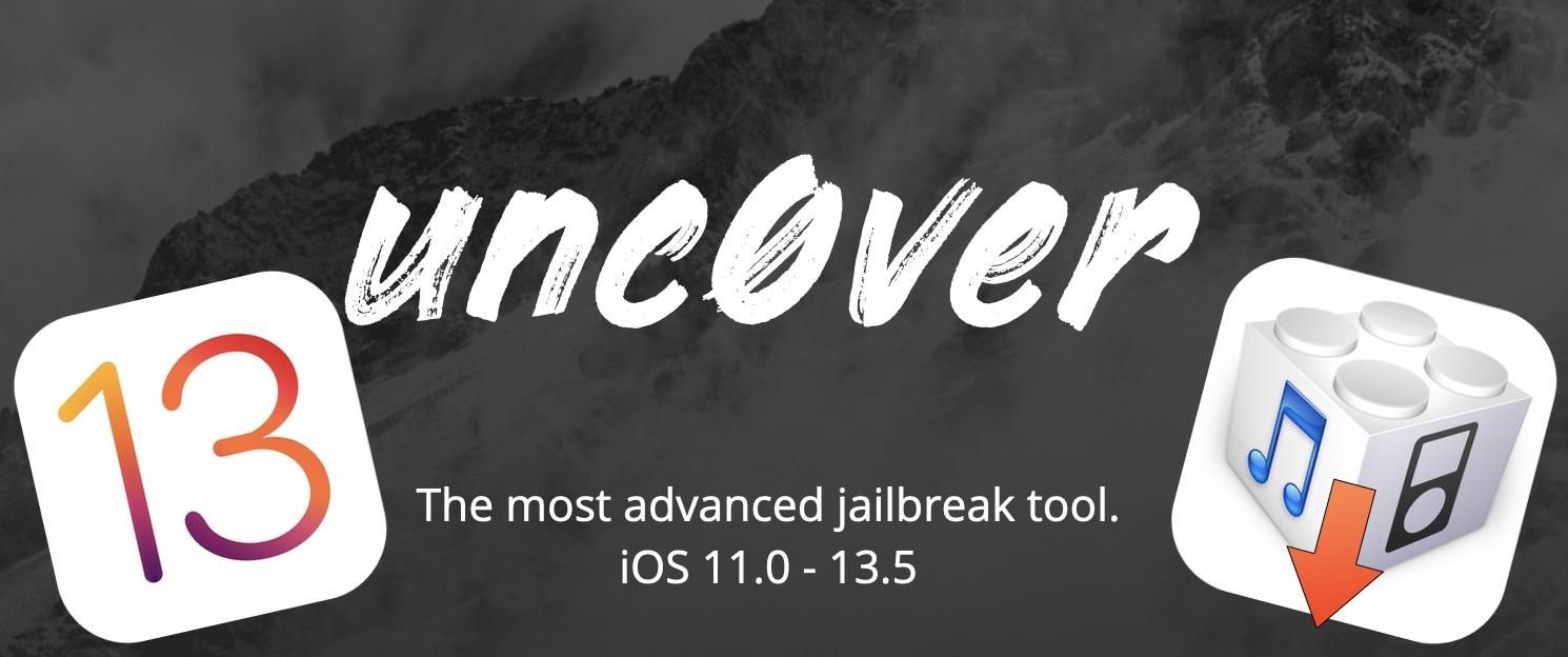 Posledná šanca prejsť na iOS 13.5 a útek z väzenia s unc0ver 1