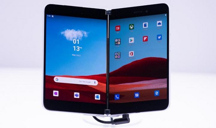 Zobacz, co aplikacje Microsoft Android mogą zrobić na Surface Duo 1