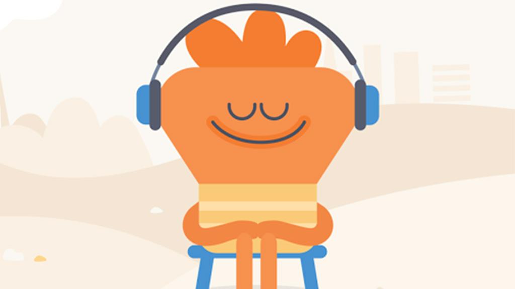 melhores aplicações de meditação - imagem em destaque