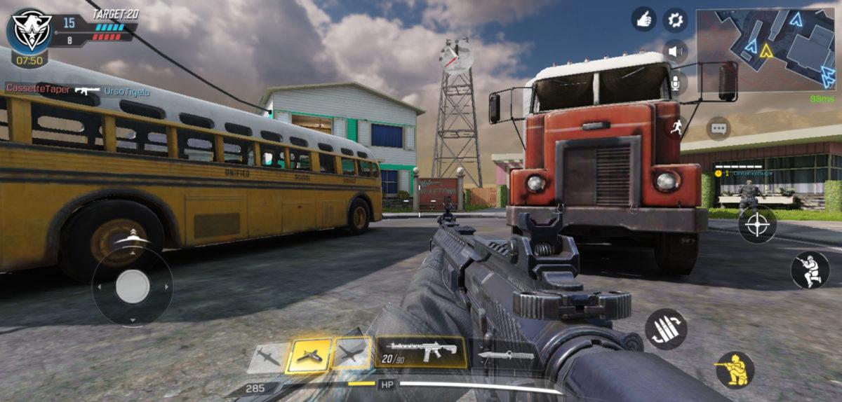 Call of Duty: Mobile melhores atiradores no Android