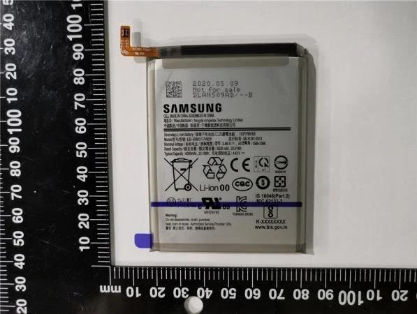 Samsung Galaxy M31s: smartfon, który powinien zabrać ze sobą baterię 6.000 mAh 2