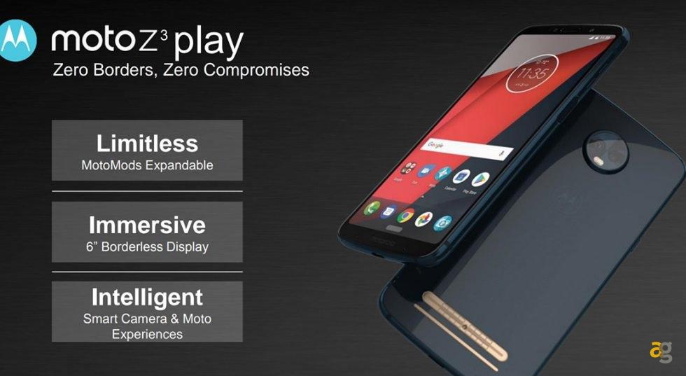 Motorola Z3 Play: nieoficjalne obrazy i parametry techniczne. 10