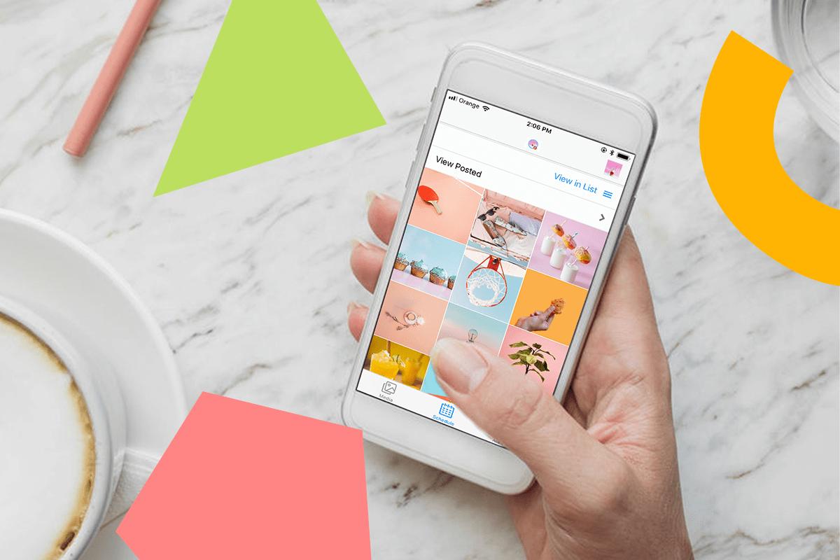 Jak wizualnie zaplanować Instagram Karmić