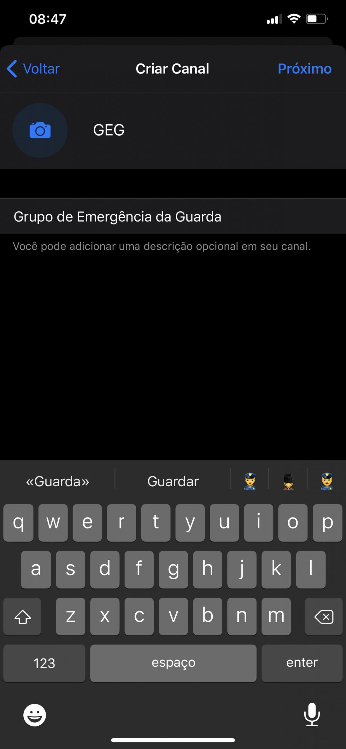 Drop WhatsApp!  Naučte sa, ako používať telegram (časť 7) 2