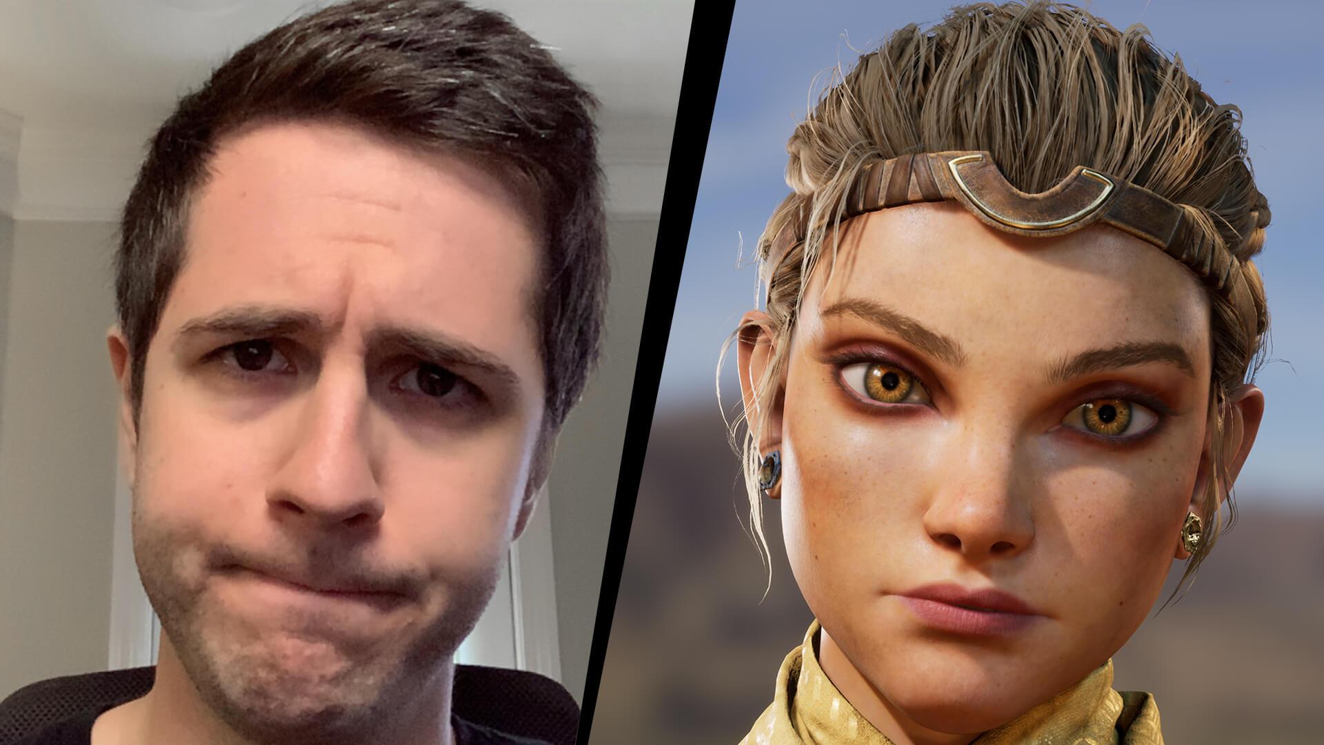 Epic Games lança o aplicativo para iPhone para capturar animações de rosto 3D usando o Face ID 2