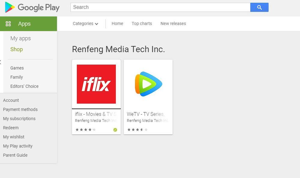 O iflix é supostamente assumido pela Tencent Holdings 2
