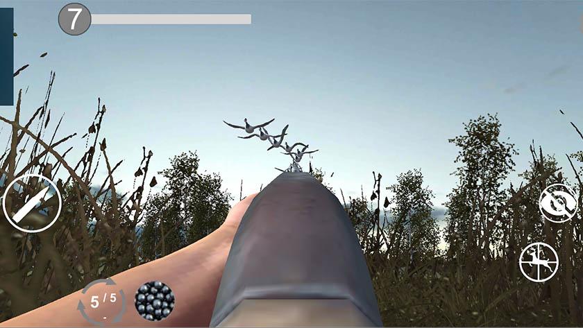 Hunting Simulator é um dos melhores jogos de caça no Android