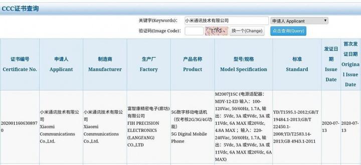 Smartfón Xiaomi bude mať model Snapdragon 865 Plus a nabíja sa pri 120 W. 1