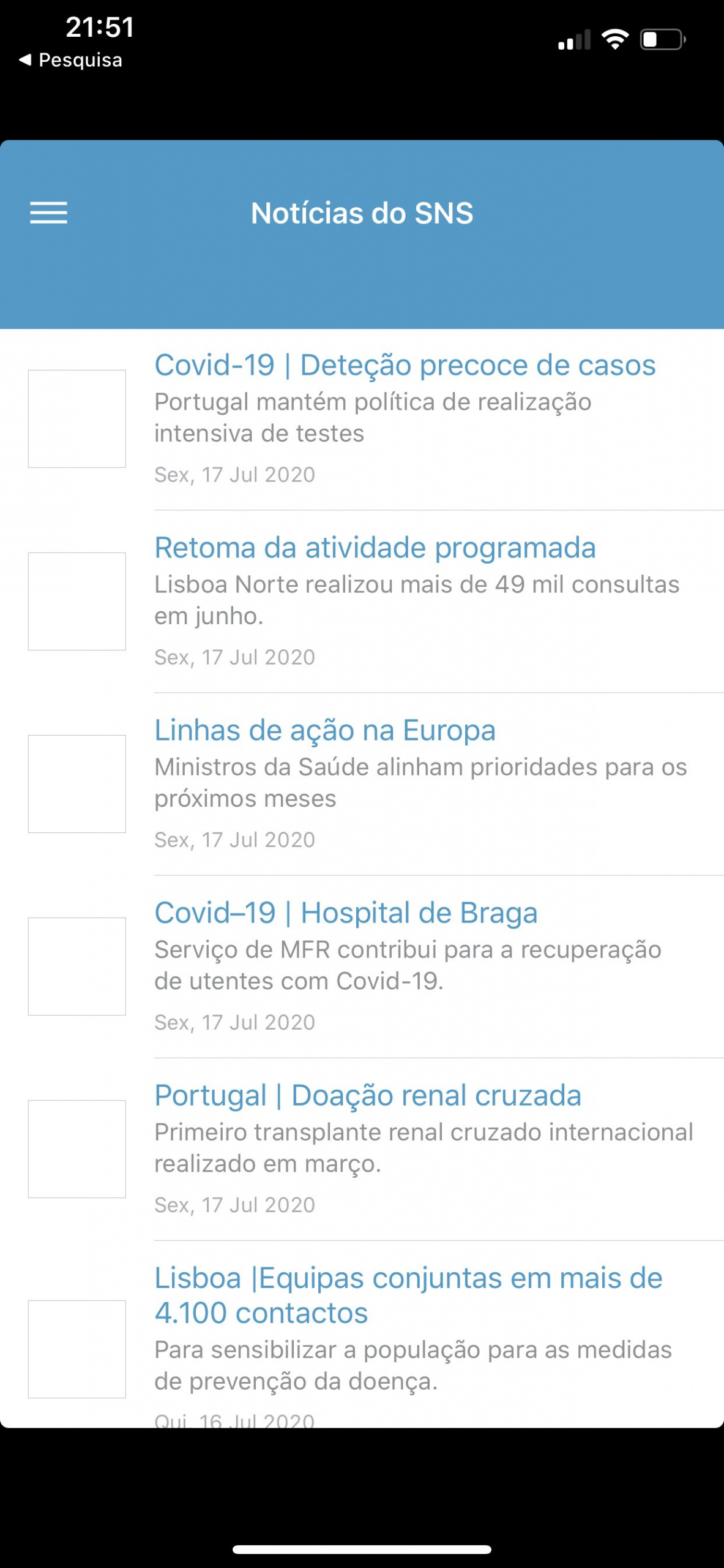 Sua saúde: 3 aplicativos nacionais que você deve instalar no seu smartphone 2