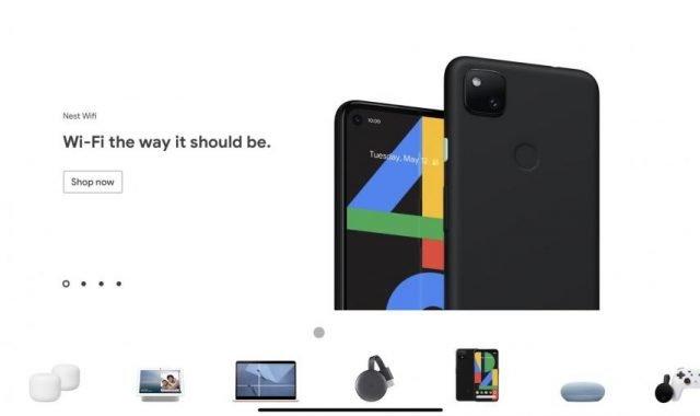 Google je