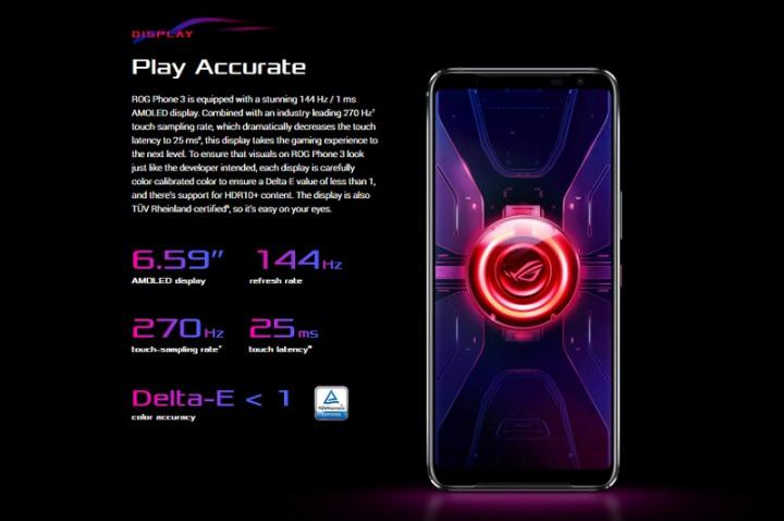 Konačno, ASUS je predstavio igrački pametni telefon ROG Phone III 3