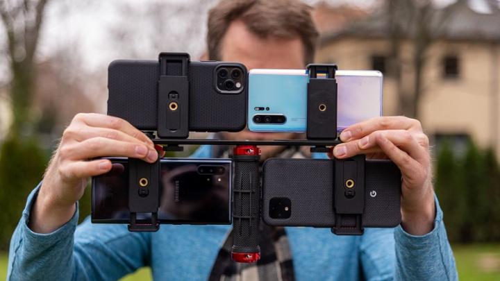 Postoje komore smartphones na razini kamere? 2
