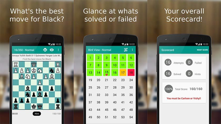 xadrez o melhor jogo de xadrez para android