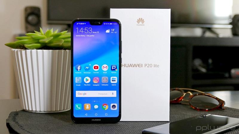 Huawei kontroluje już prawie połowę plików smartphones chiński