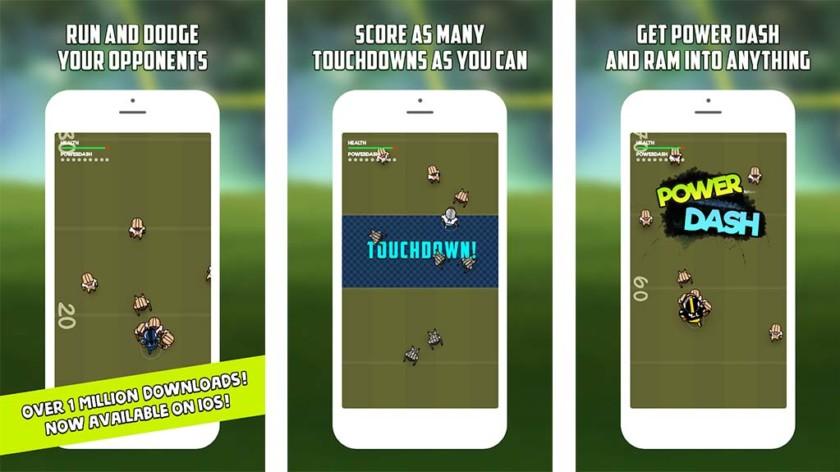 Football Dash - os melhores jogos de futebol no Android