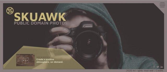 Znajdź darmowe obrazy do swoich projektów w Skuawk 2