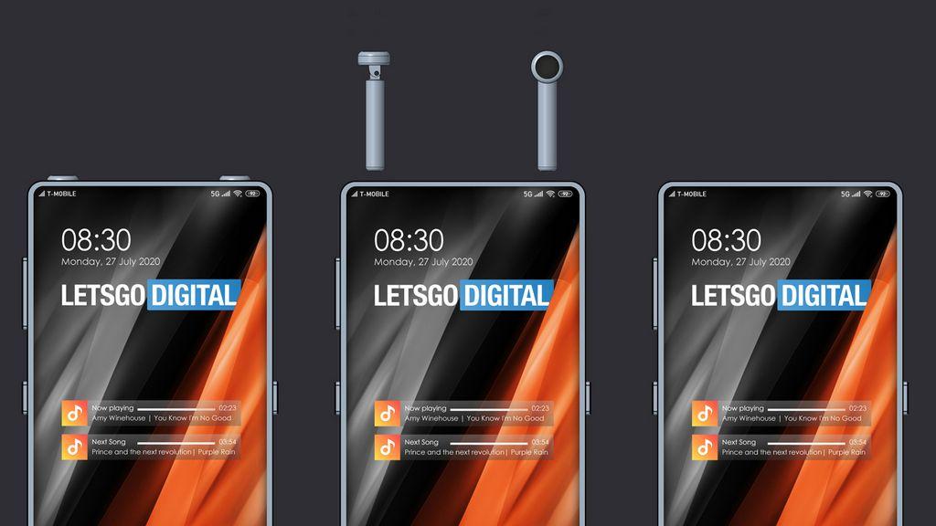 Xiaomi desenha smartphone com compartimento para earbuds