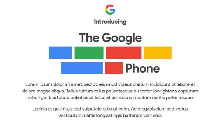 To jest oficjalne!  Google już wypuści nowy smartfon 3 sierpnia 1