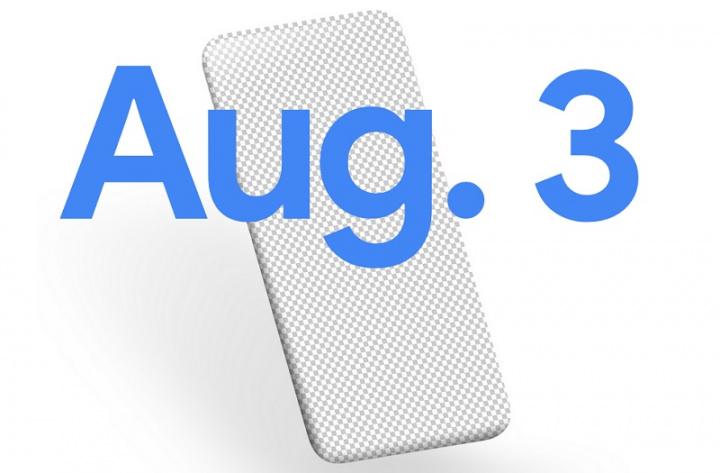 To jest oficjalne!  Google już wypuści nowy smartfon 3 sierpnia 2