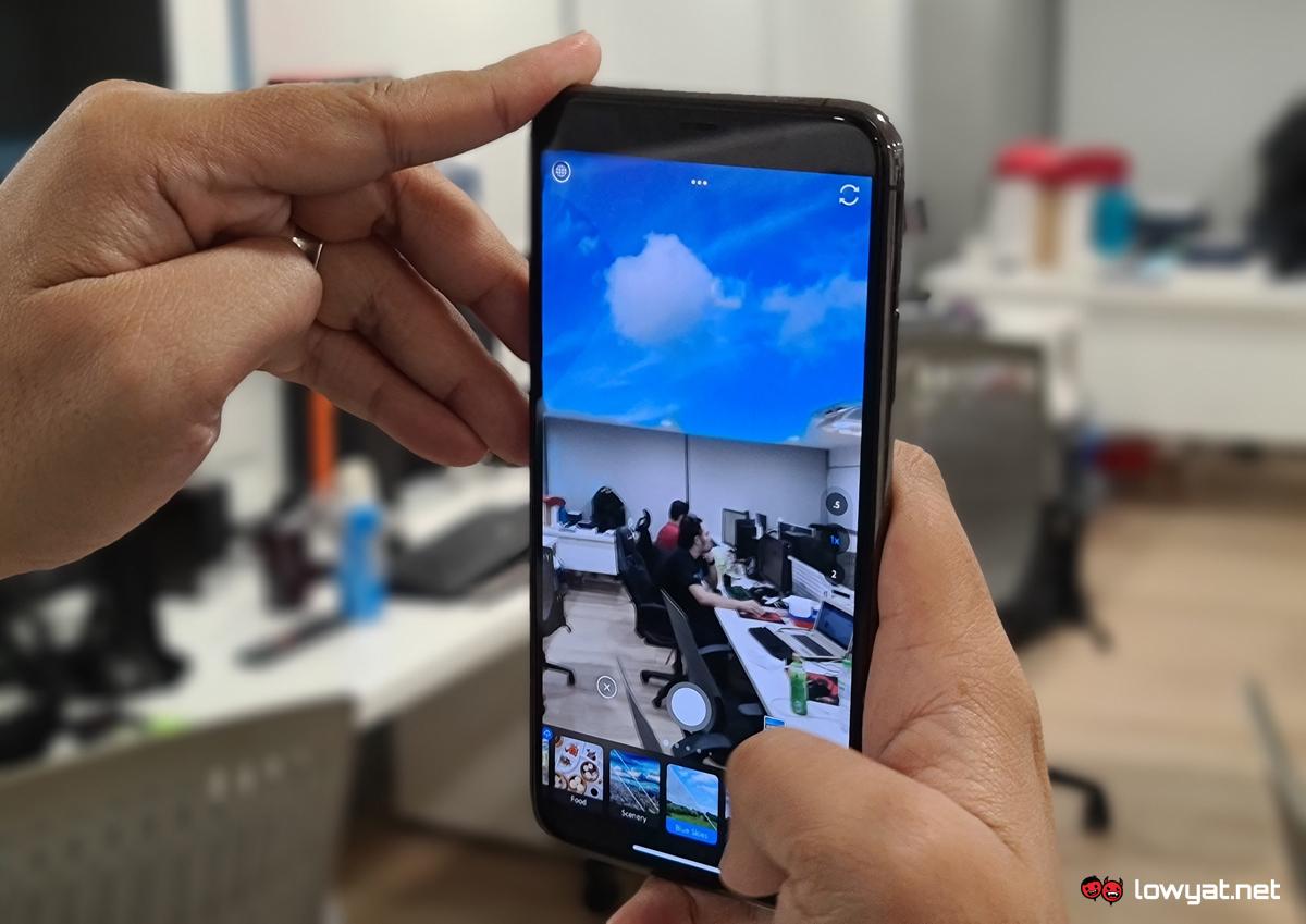 A câmera do Adobe Photoshop agora está disponível oficialmente no iOS e Android 2