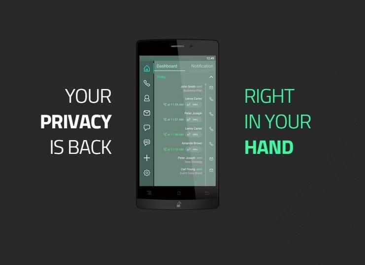 Archos GranitePhone, nowy smartfon odporny na hakerów 8