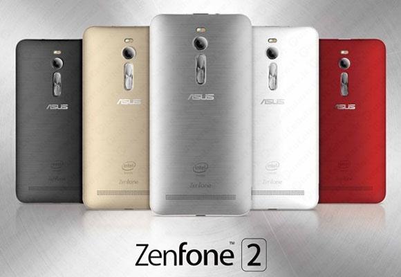 Asus ZenFone 2 – kolejna aktualizacja oprogramowania wydana 3