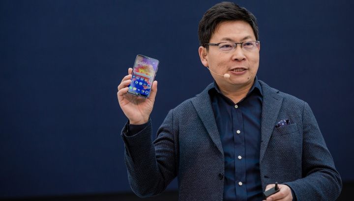 Huawei twierdzi, że aparaty 100 MP nie są tak dobre, jak czujniki CMOS 1
