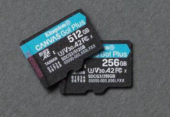 """Kingston rozszerza gamę kart """"Canvas"""" i czytników """"MobileLite Plus"""" 14"""