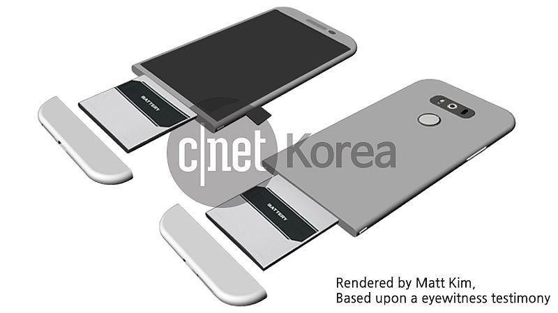 LG G5, czy to pierwsze obrazy na żywo? 6