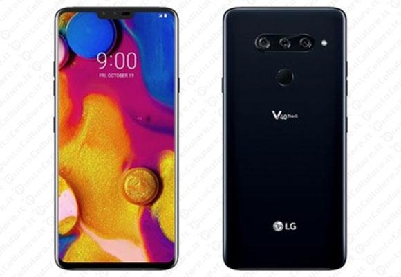 LG V40 ThinQ – Android 9 Pie we Włoszech pod koniec lipca 1