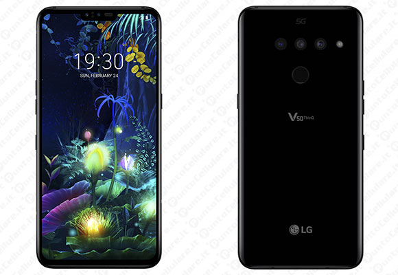 LG V50 ThinQ 5G – modem Snapdragon 855 i 5G do zaktualizowanej wersji V40