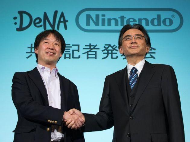 Nintendo i DeNA wprowadzą 5 nowych gier wideo na smartfony i tablety do końca 2017 roku 2