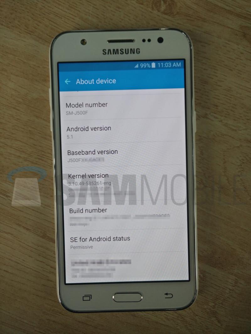 Samsung Galaxy J5, oto pierwsze obrazy na żywo 8