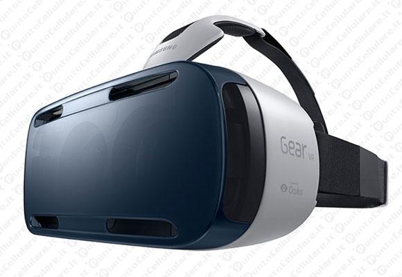 Samsung Gear VR może być używany w Galaxy S Edge i Galaxy S6 5