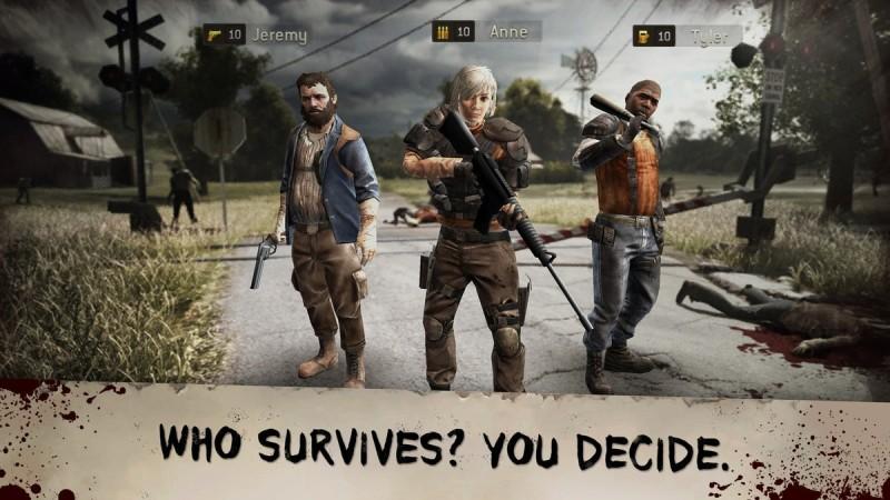 The Walking Dead: No Man's Land, Daryl Dixon przygotowuje Cię do apokalipsy zombie na iOS. 7