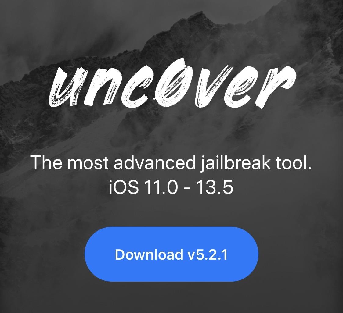 Unc0ver útek z väzenia aktualizovaný na verziu 5,2,1 s opravami a vylepšeniami 1