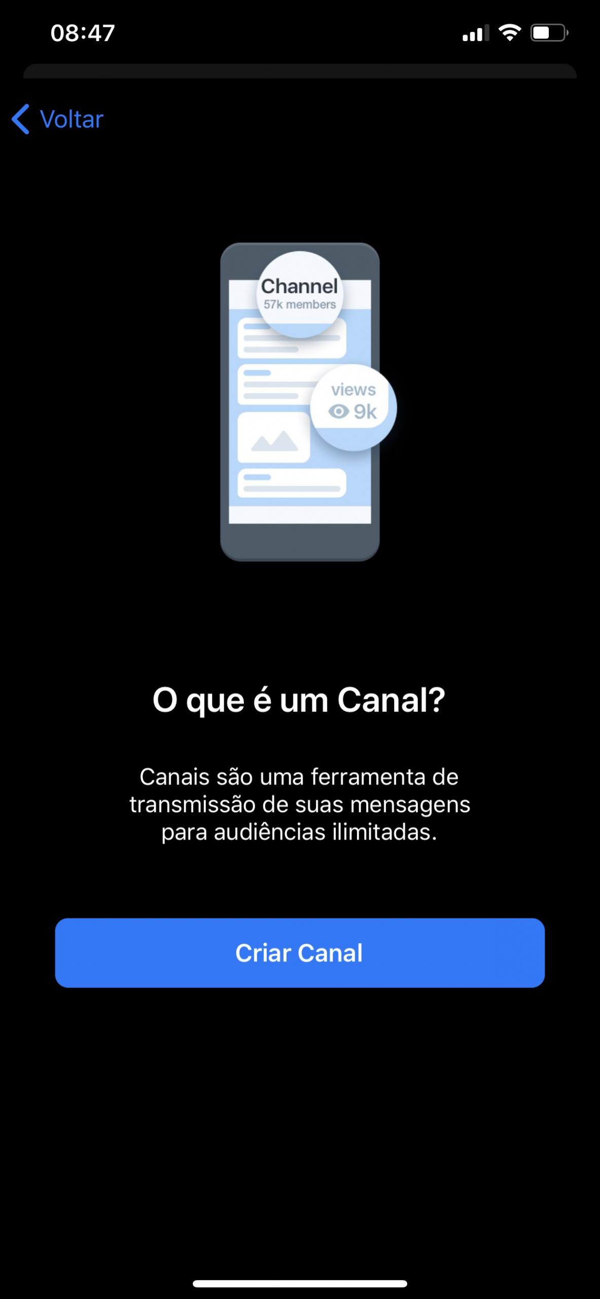 Drop WhatsApp!  Naučte sa, ako používať telegram (časť 7) 1