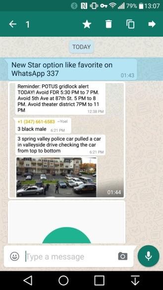 WhatsApp na Androida jest wzbogacony o twoją ulubioną zawartość 9