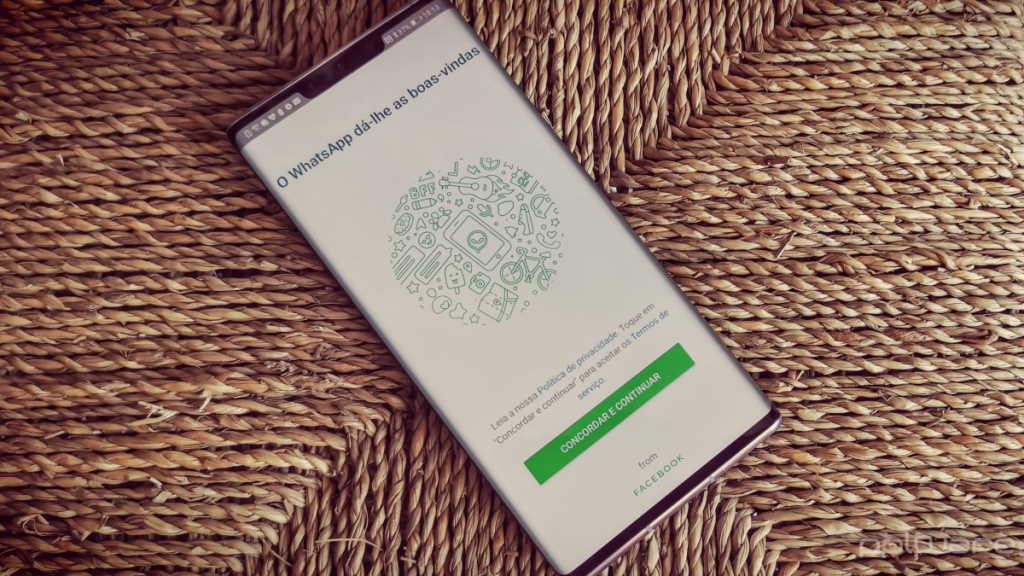 Denúncias de reclamações de usuários do WhatsApp