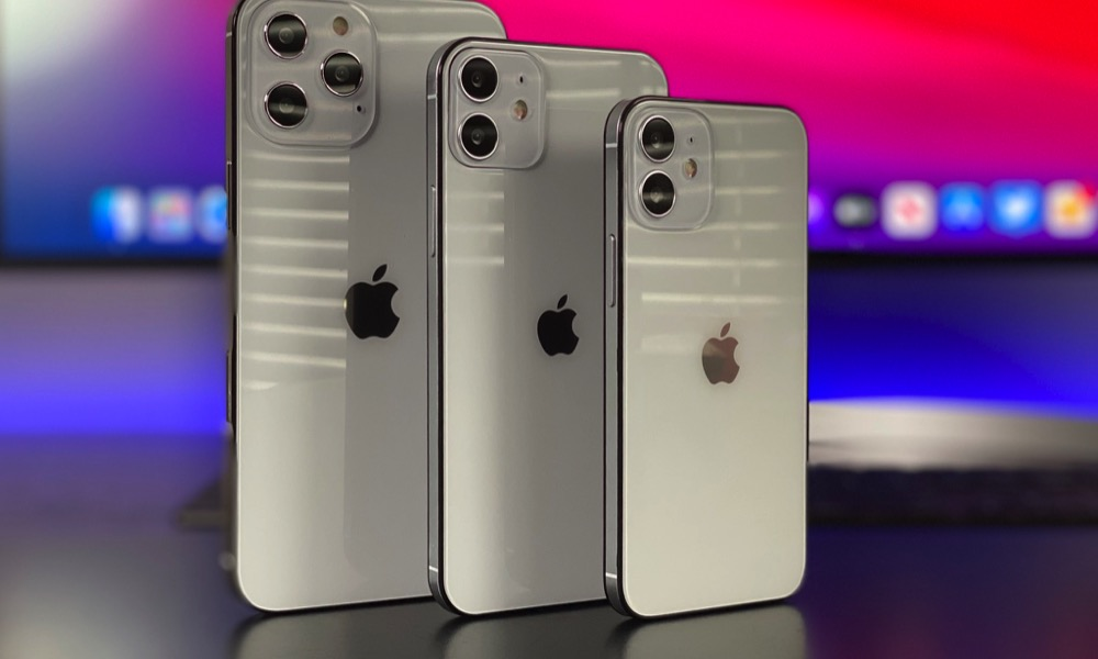 """Wyciekające obrazy ujawniają wyświetlacz """"Mini"""" iPhone'a 12 1"""
