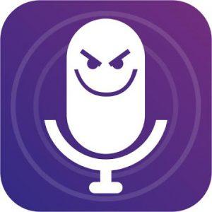 Modificador de voz e efeitos sonoros divertidos