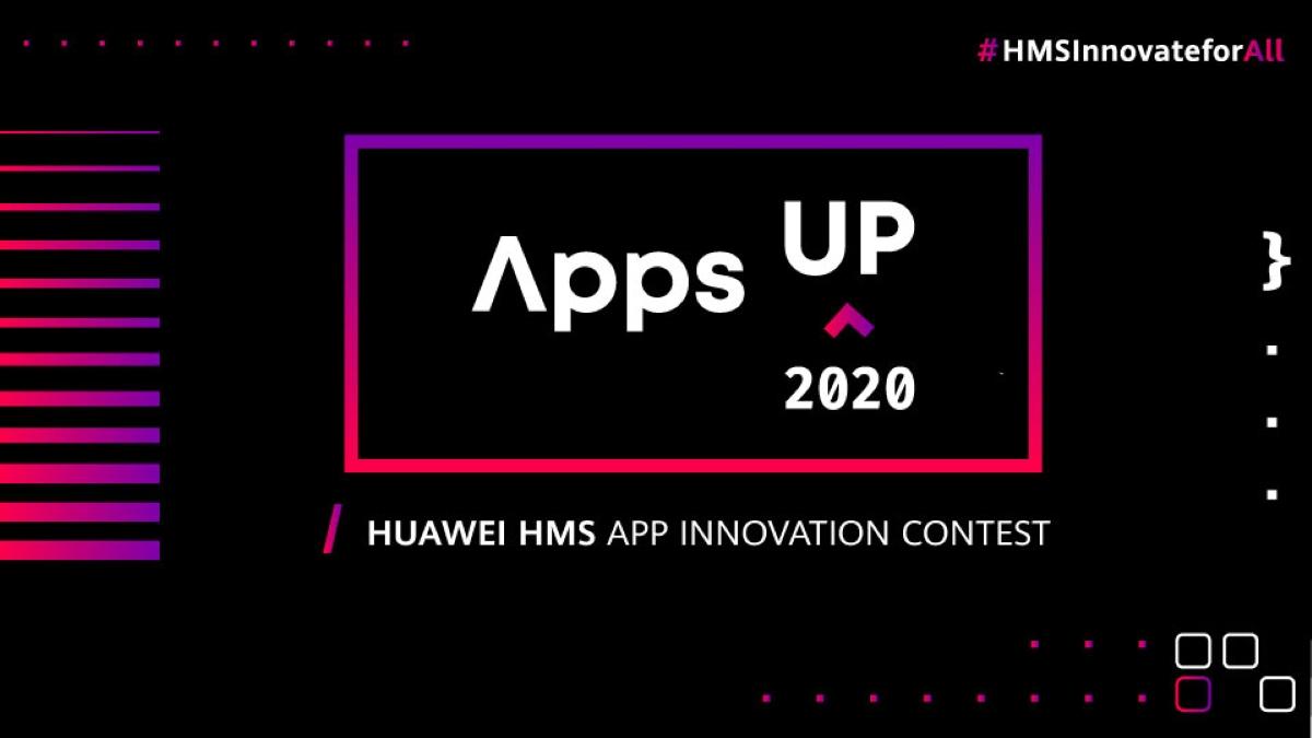 Logotipo do aplicativo Huawei