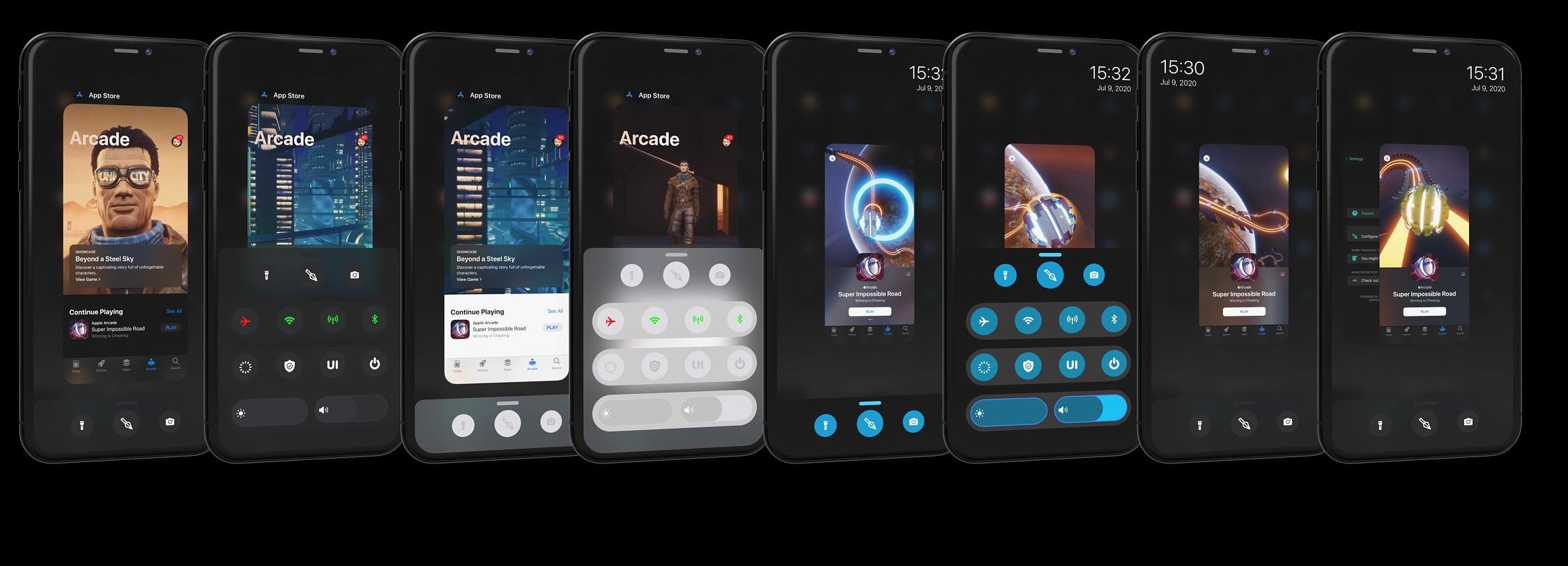 Aktualizujte aplikáciu Switcher na zariadení iPhone pomocou aplikácie Spear 1