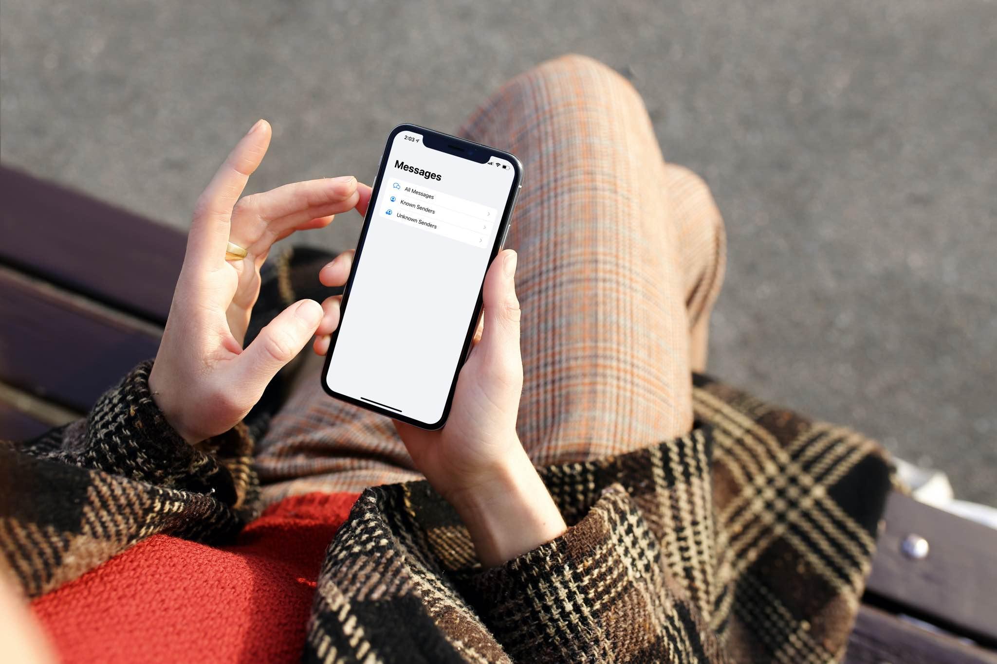 Filtrando mensagens no iOS 14 - Hero Image